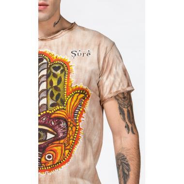 Мужская футболка Око.