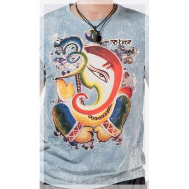 Тайская футболка Милый Ганапати.