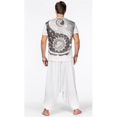 Шаровары для йоги Инь - Янь