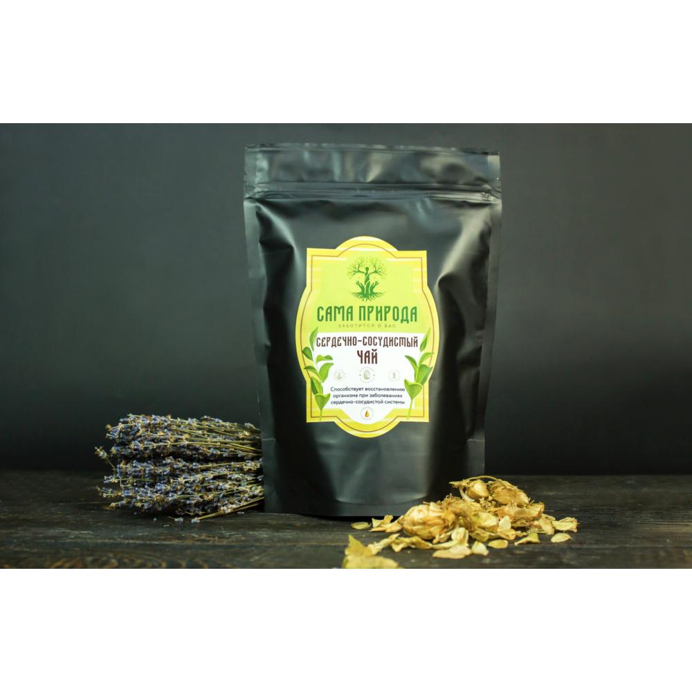 Оздоровительный чай «Сердечно-сосудистый» 120 г