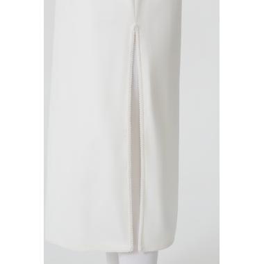 Платье с отделкой Shanti