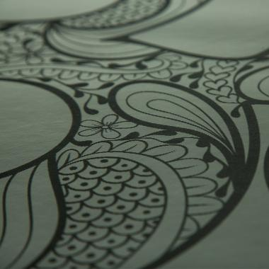 """Натуральный каучуковый коврик с символом """"ОМ"""""""