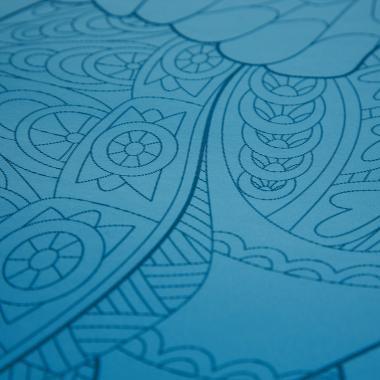"""Натуральный коврик из каучука """"Черепаха""""."""