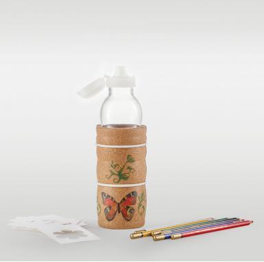 Бутылочка для детей Лагуна 0.5 л
