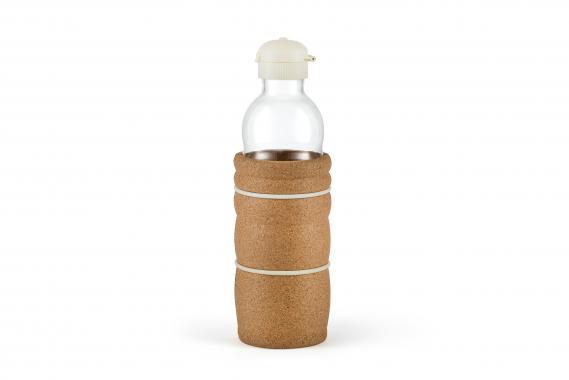 Бутылочка Thank You 0,5 л с крышкой из биопластика