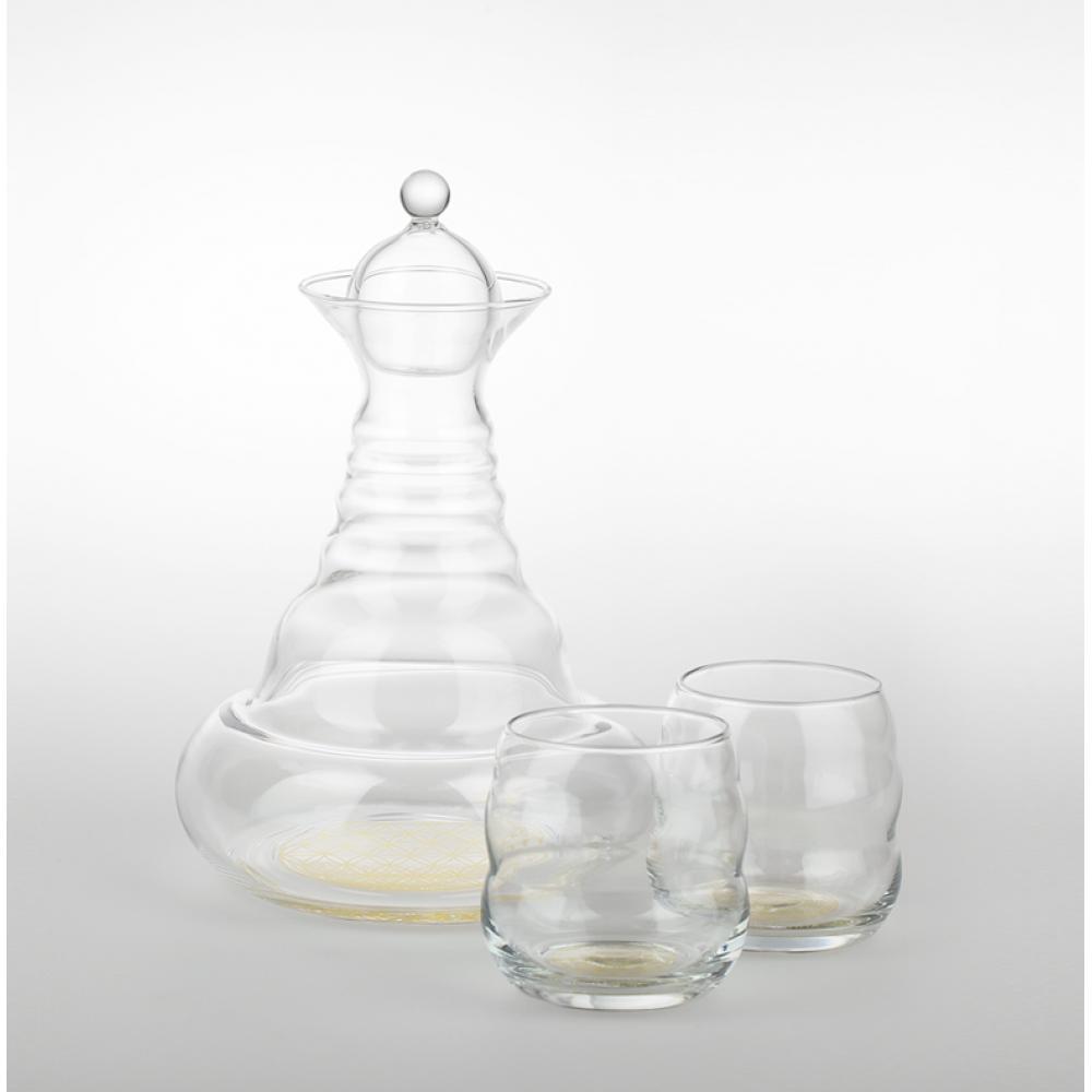 Графин жизни - Aladin (1.3л) + 2 стакана