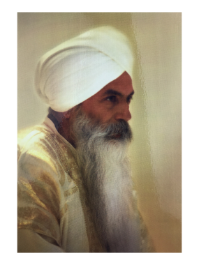 Портрет Йоги Бхаджан. арт. 88882