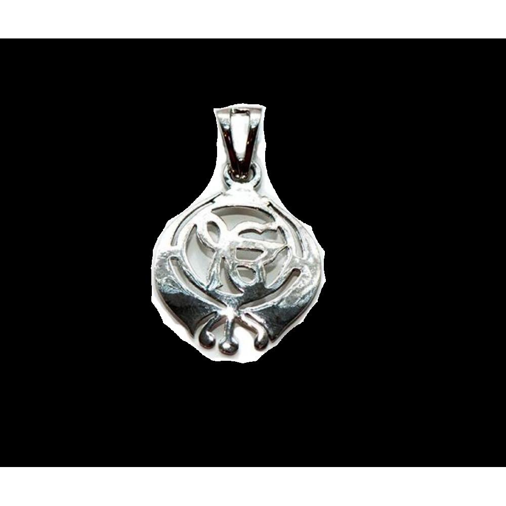 Подвеска - ЭкОнгКар (серебро)