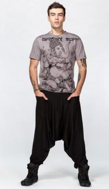 Мужская футболка Санскрит.