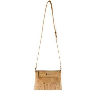 Corkor сумка женская с ремнем на плечо