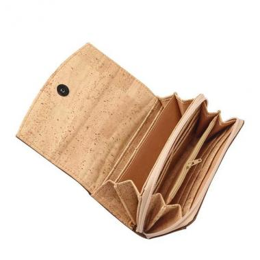 Corkor женский кошелек из пробки